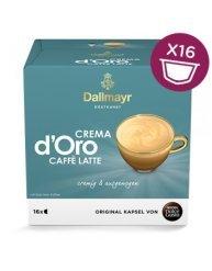 DALLMAYR CREMA D'ORO CAFFÈ LATTE