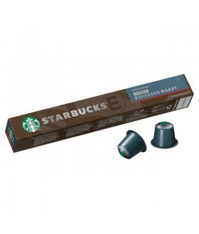 Starbucks Decaf Espresso Roast by Nespresso