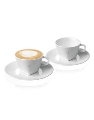 PURE Collection Cappuccino Cups set