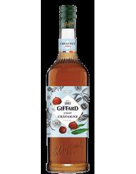 Chestnut syrup